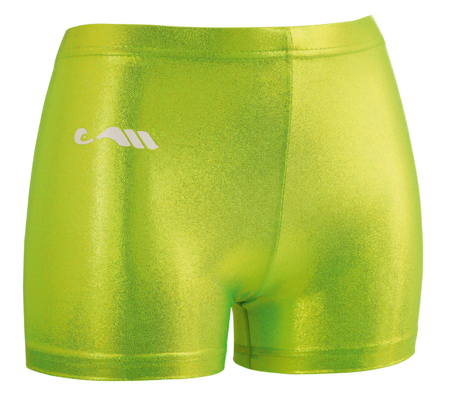mini short Lime