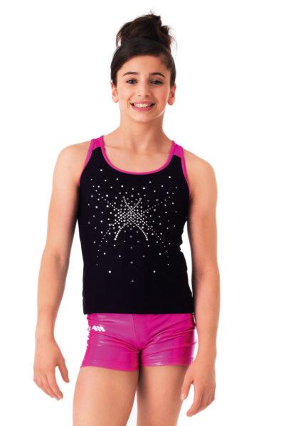 Samba pink sporthemdje