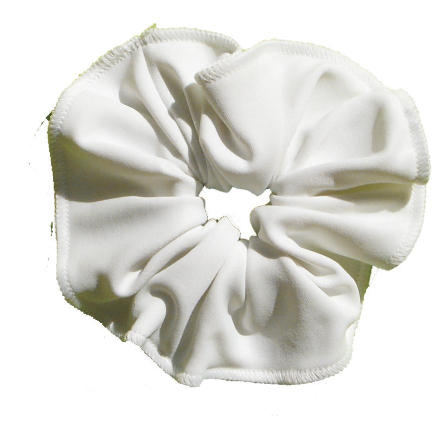 haarfrutsel opaque wit