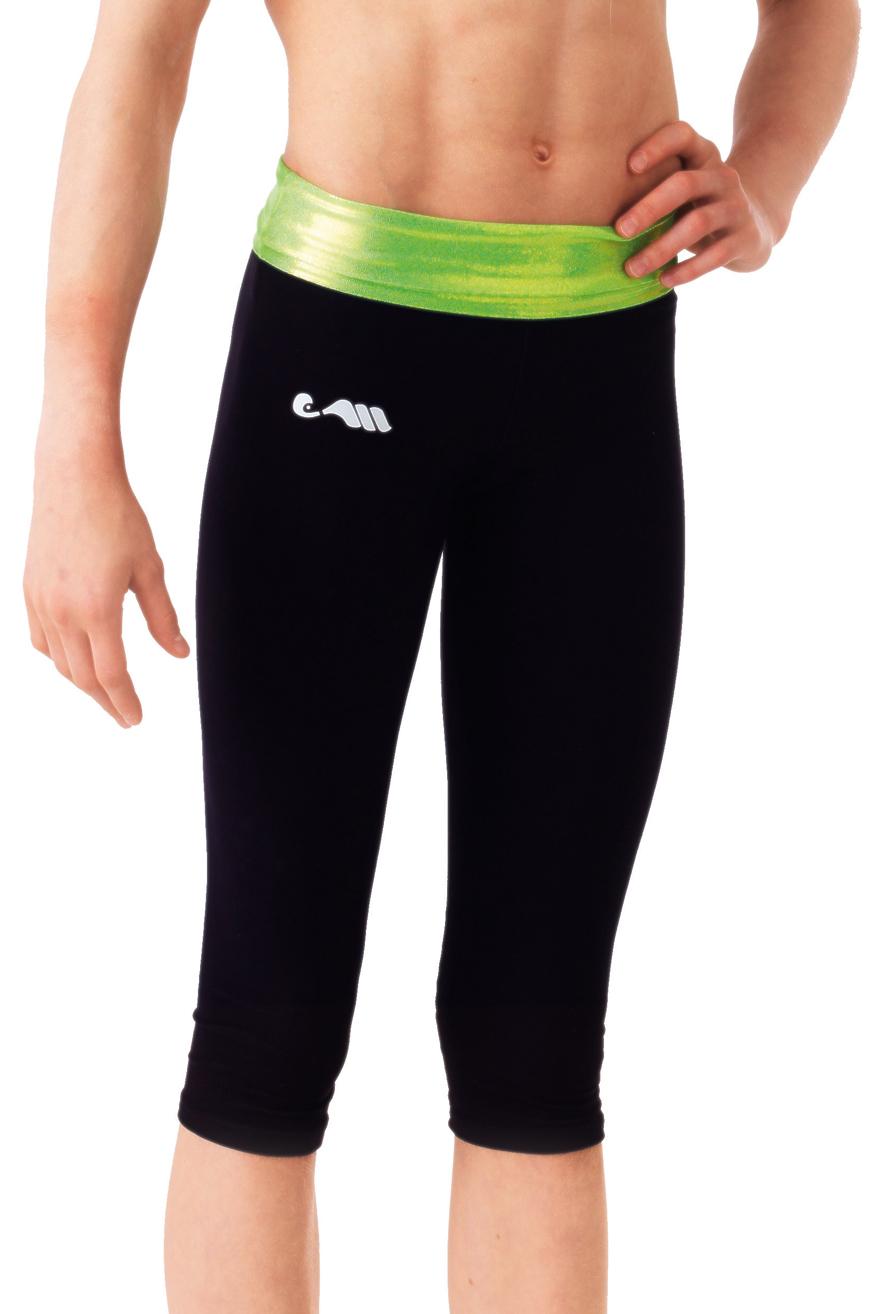 riviera lime legging