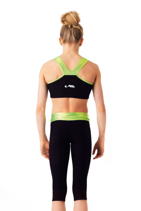 riviera lime trainingsoutfit
