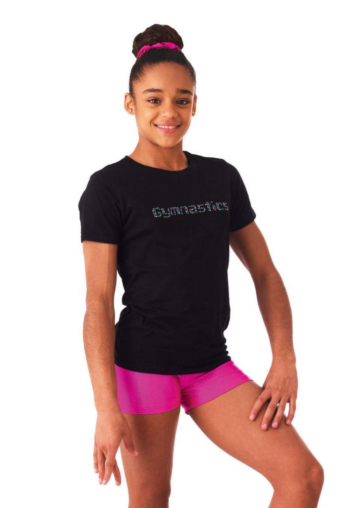 dames t-shirt Suspens