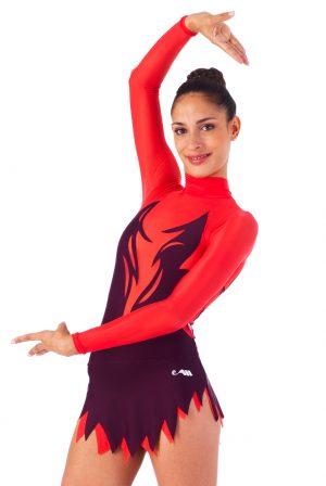 ritmisch gymnastiekpakje Adara